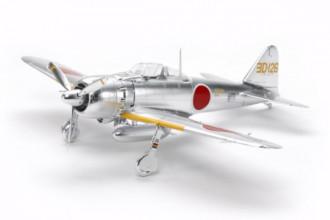 1/48 Mitsubishi A6M5/5a Zero Silver Plated