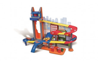 Fresh Metal Elevator Playset with 1 car