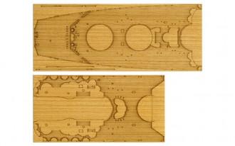 1/350 Yamato Deck Sheet