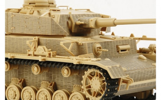 1/35 Panzer IV J Zimmerit Sheet