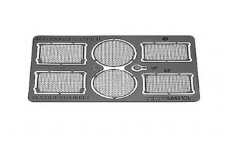 1/35 German Panther Ausf.D Photo-Etched Grille Set