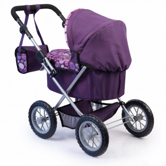 Trendy Doll's Pram (Purple)