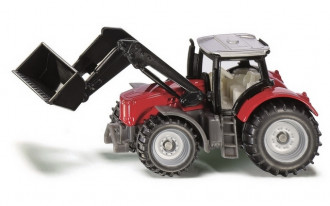 Massey Ferguson with front loader