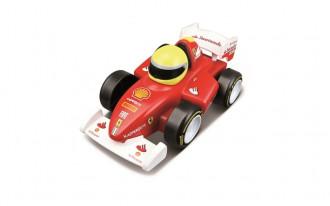 Touch & Go - Ferrari F2012