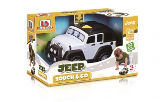 Touch & Go - Jeep Wrangler Unlimited