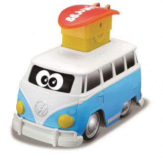 Press & Go - VW Samba Bus (2 Assorted Colours)