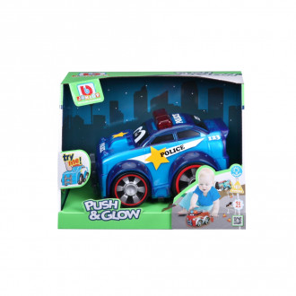 Push & Glow - Police Car
