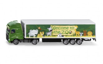1/87 Articulated Lorry with Trailer