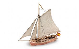 Artesania Latina - San Juan Nepomuceno Jolly Boat