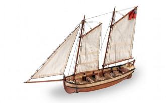 Artesania Latina - Endeavour's Longboat