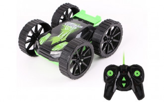 R/C Double Roll Stunt Car