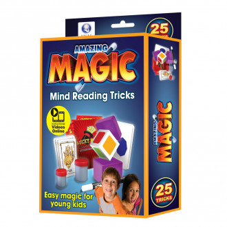 Amazing Magic Pocket Set #3 with 25 Tricks