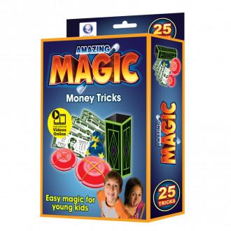 Amazing Magic Pocket Set #6 with 25 Tricks