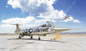 1/32 F-104 A/C Starfighter