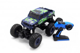 1/8 R/C Mercedes-Benz Rock Crawler Truck 6WD 7.2V Battery & USB Charger (2 Assorted)