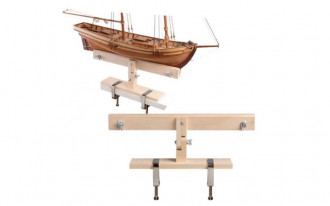 Hull Planking Vice - Mini