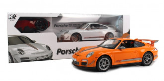 1/14 R/C Porsche 911 GT3 RS with 6V Battery & USB Charger (2 Assorted)