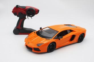 1/14 R/C Lamborghini Aventador LP700-4 with 6V Battery & USB Charger