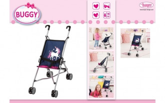 Buggy Doll's Pram (Unicorn)