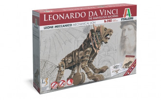 Leonardo Da Vinci Mechanical Lion