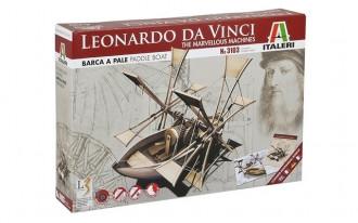 Leonardo Da Vinci Paddle Boat