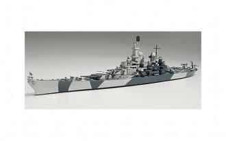 1/700 US Navy Battleship BB-61 Iowa