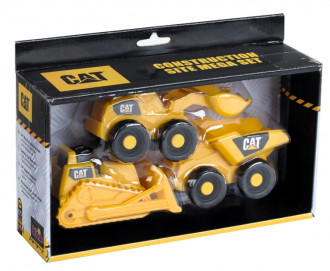 CAT Construction Mega Set - 3 Vehicles