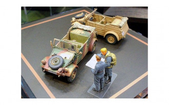 1/48 German Kubelwagen Type 82