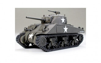 1/48 US M4 Sherman Early Production