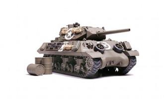 1/48 US M10 Tank Destroyer Mid Production