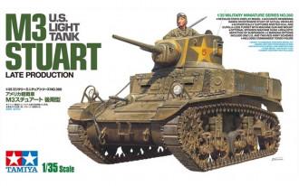 1/35 US Light Tank M3 Stuart Late Production