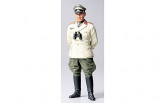 1/16 WWII German Fieldmarshall Rommel (German Africa Corps)