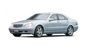 1/24 Mercedes-Benz 600S