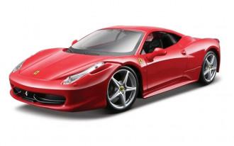 1/24 Ferrari 458 Italia (Kit)