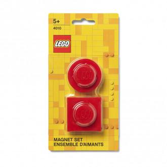 LEGO Magnet Set (4.7cm) - Red