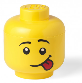 LEGO Storage Head (Large 24cm) - Silly