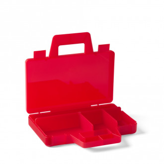 LEGO Sorting Box To Go - Red