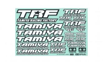 TRF Sticker Sheet