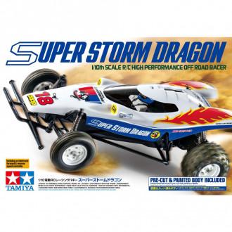 R/C 1/10 Super Storm Dragon
