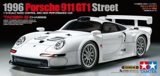 R/C 1/10 Porsche 911 GT1 Street 1996 (TA03RS)