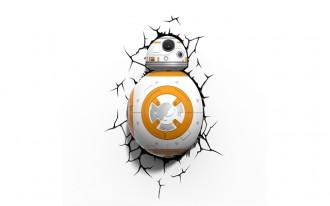 Star Wars EP7 - BB-8 3D Deco Light (30.48cm High)