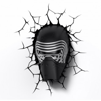 Star Wars EP7 - Kylo Ren 3D Light