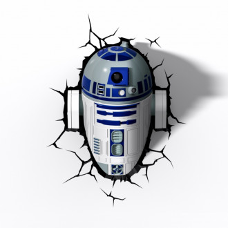 Star Wars EP7 - R2D2 3D Light