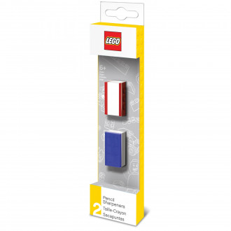 LEGO Pencil Sharpeners (2 pieces)
