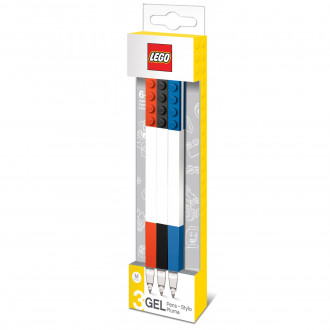 LEGO Gel Pens (3 pieces)