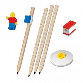 LEGO Stationery Set - 8 Piece
