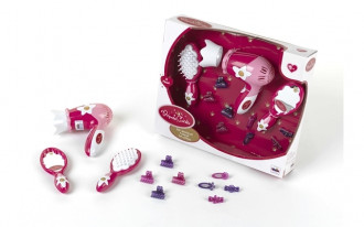 Princess Coralie hairdressing set