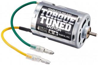 RS540 Torque-Tuned Motor