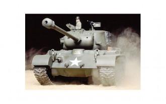 R/C 1/16 US Medium Tank M26 Pershing (T26E3) with Full-Option Kit