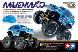 R/C 1/24 Mud Mad (SW01)